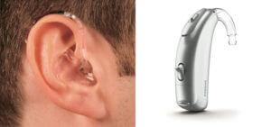 BTE (Behind the Ear) Hearing Aid