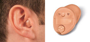 ITC (In The Canal) Hearing Aid
